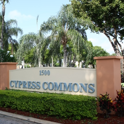 Cypress Commons.